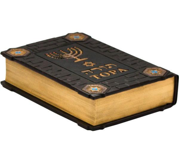 Подарочное издание «Тора Пятикнижие и Гафтарот»