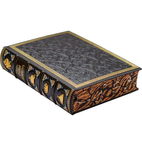 «Старый Петербург» дорогое подарочное издание в элитном переплете