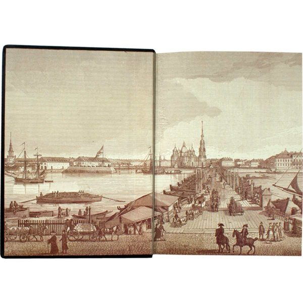 Книга «Старый Петербург» дорогое подарочное издание