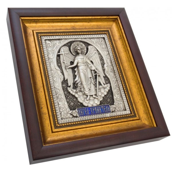 Подарочная Икона святой Ангел Хранитель