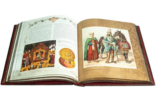 Подарочная книга «Легенды старинных городов России»