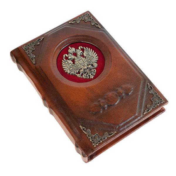Подарочный ежедневник «Гербовой»
