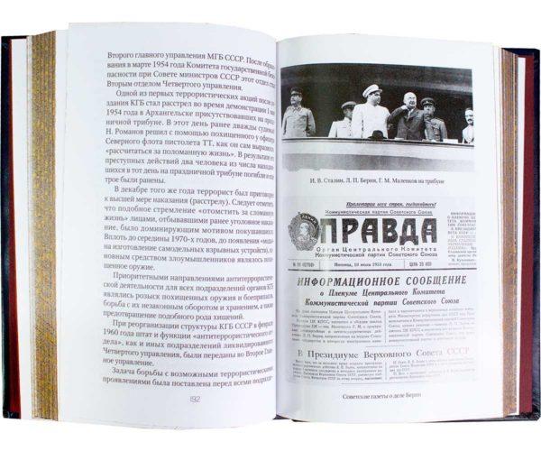 Книга Олег Хлобустов: История службы государственной безопасности.