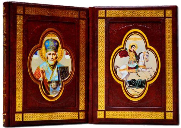 Издание «Иконы святых воинов в 2-х томах»