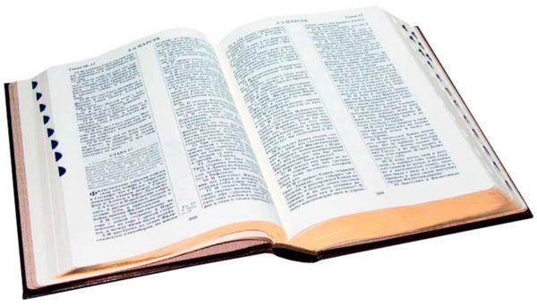 Книга «Библия Полное священное писание»