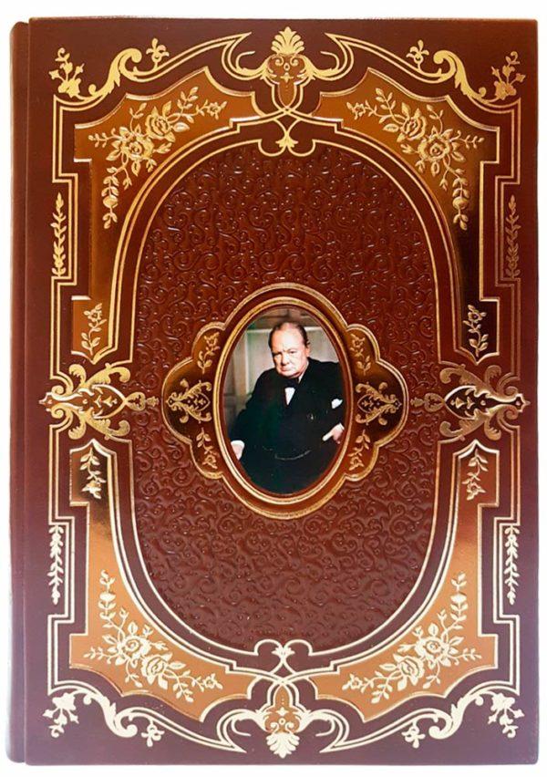 Книга «Уинстон Черчилль»