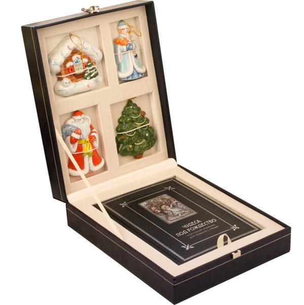 Подарочная книга «Чудеса под рождество. Новогодний альманах для семейного чтения»