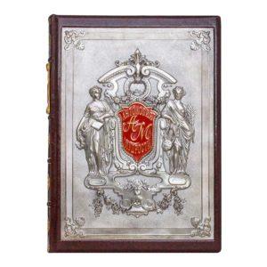 «Антология мудрости» подарочное издание афоризмов с накладками