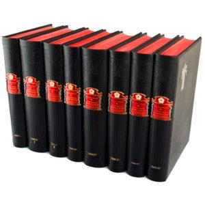 Подарочное издание «Архитектурная энциклопедия второй половины XIX века» 8 томов
