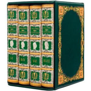 Подарочное издание «История XIX века» в четырех томах