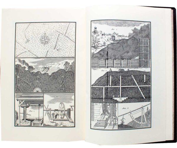 Подарочная книга «Ломоносов: Первые основания металлургии или рудных дел»