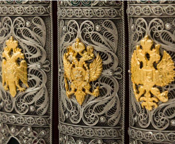 Подарочное издание «Великокняжеская, царская и императорская охота на Руси»