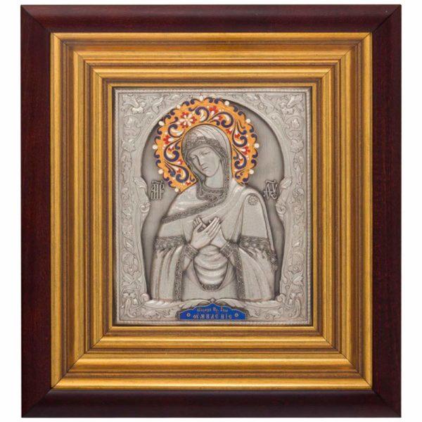 Подарочная икона «Богоматерь Умиление»