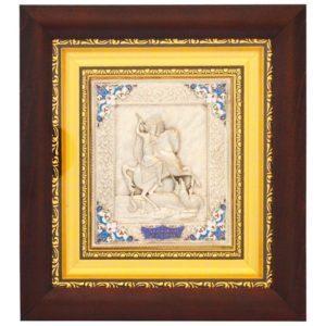 Подарочная икона «Георгий Победоносец»