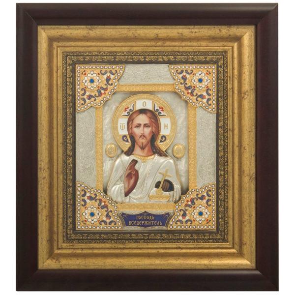 Подарочная икона «Господь Вседержитель»