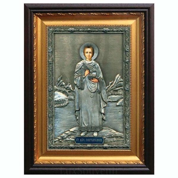 Подарочная икона «Именная икона Пантелеймон»
