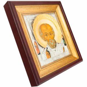 Подарочная икона «Николай Угодник» с