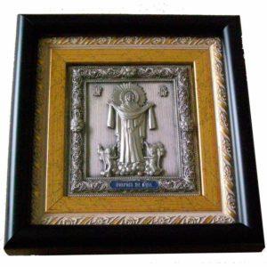 Подарочная икона «Покров Пресвятой Богородицы»