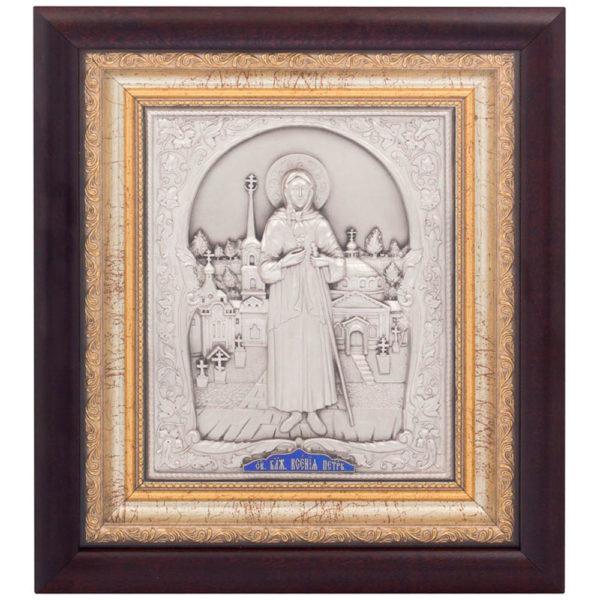 Подарочная икона «Святая блаженная Ксения Петербургская»