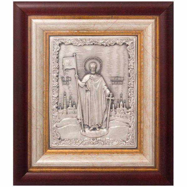 Подарочная икона «Святой благоверный князь Александр Невский»