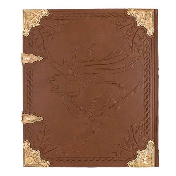 книга «Курт Блюхель: Охота» элитное издание