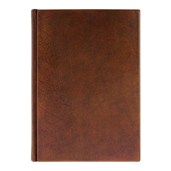 Подарочная книга в кожаном переплете