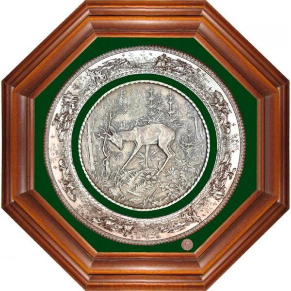 Подарочное настенное панно «Олень»