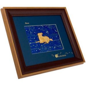 Подарочное настенное панно «Знак зодиака Овен»