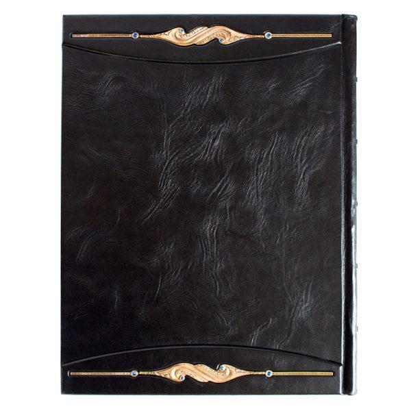 Подарочное издание «Афоризмы житейской мудрости» Шопенгауэр, оборотная сторона переплета