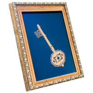 Подарочное настенное панно «Ключ»
