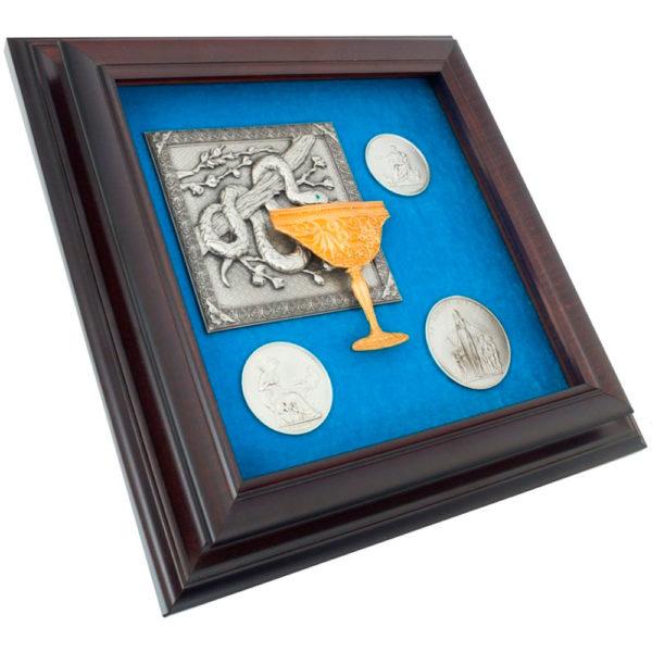 Подарочное настенное панно «Медицина»