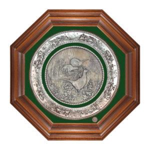 Подарочное настенное панно «Охота на фазана»