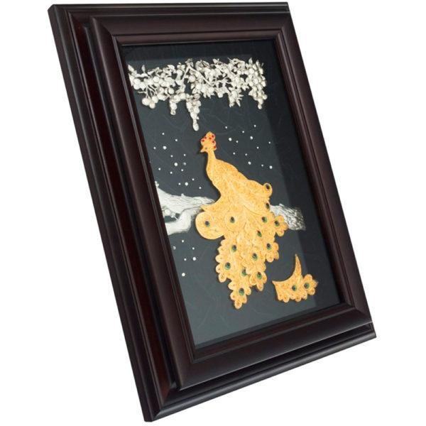Подарочное настенное панно «Птица счастья»