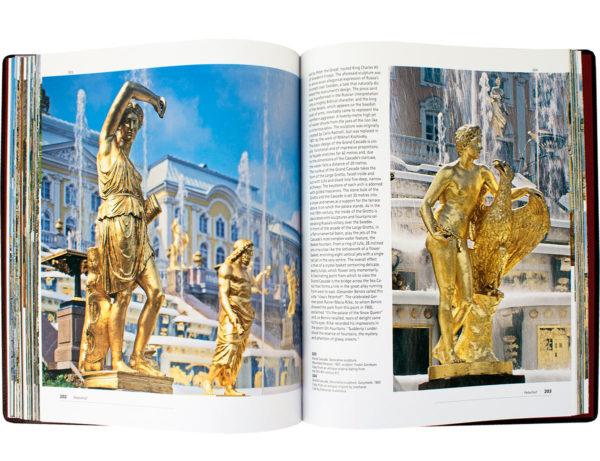Книга «Saint Petersburg / Санкт-Петербург» на английском языке