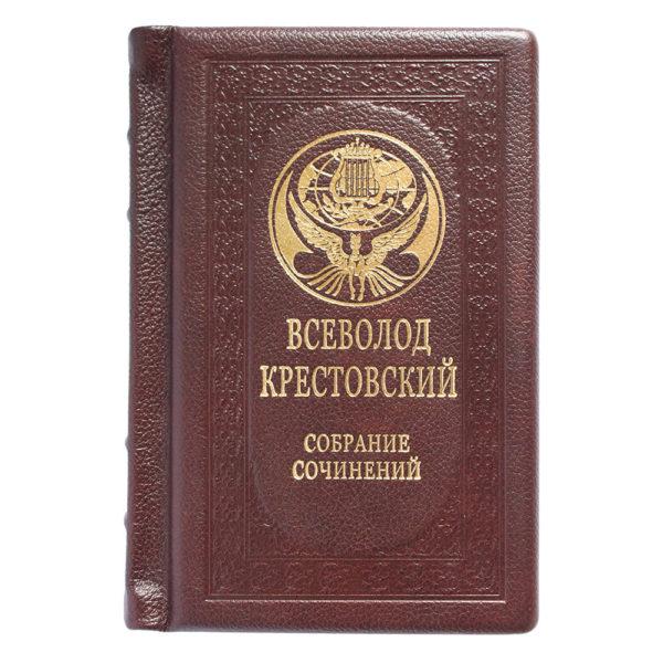 Подарочная книга «Всеволод Крестовский: Петербургские трущобы» полное издание в одном томе
