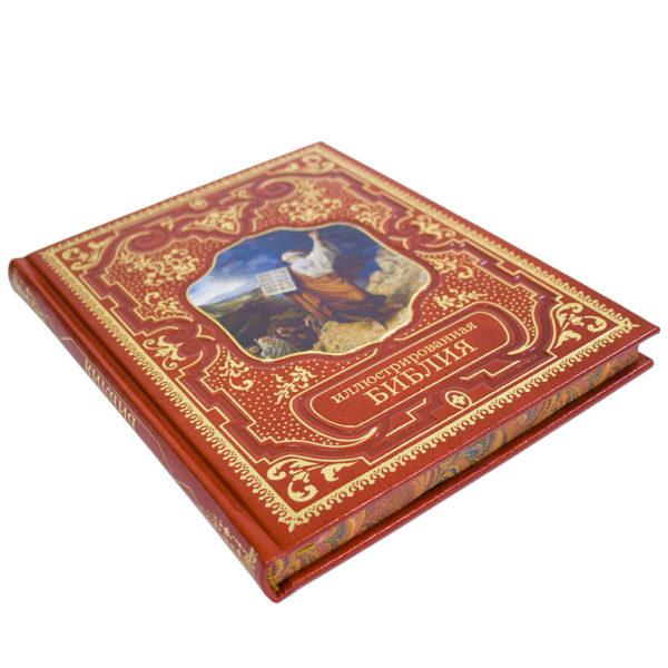 «Иллюстрированная Библия. Пятикнижие Моисея» подарочное издание книги