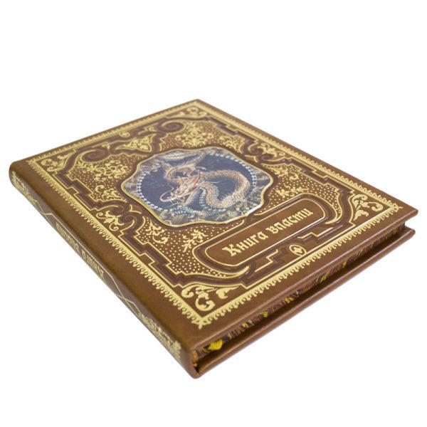 «Шан Ян: Книга власти или Книга Правителя области Шан» подарочное издание книги в кожаном переплете