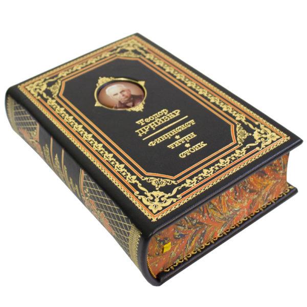 Книга «Теодор Драйзер: Финансист. Титан. Стоик» полное издание в одном томе для подарка