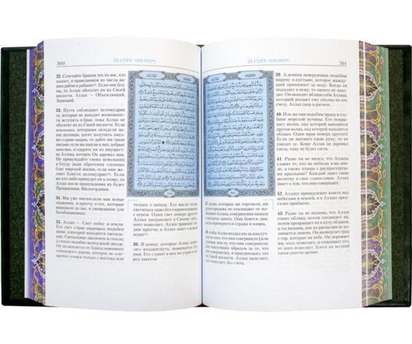 Книга «Коран. Перевод с арабского смыслов и комментарии»