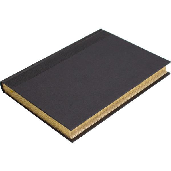 Сменный блок для ежедневника с золотым обрезом