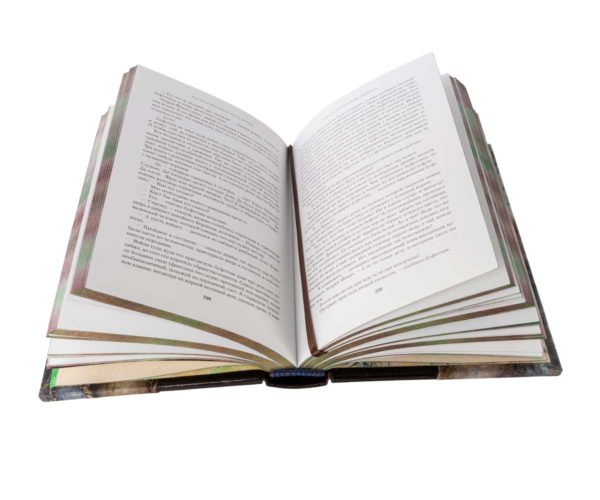 Книга «Булгаков: Мастер и Маргарита» для подарка
