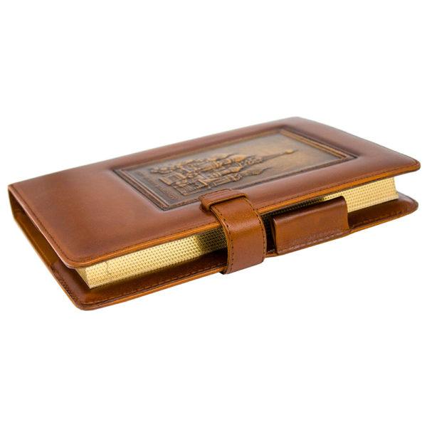 Ежедневник «Собор Василия Блаженного» золотой обрез
