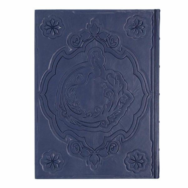 Оборот - подарочное издание книги в коже
