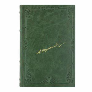 Книга «Собрание художественных произведений» Пушкин Александр Сергеевич, подарочное издание