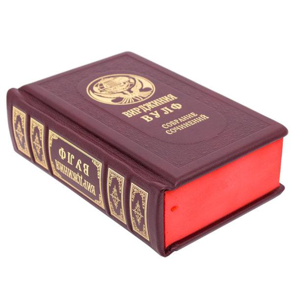 Книга «Вирджиния Вулф. Малое собрание сочинений» подарочное издание