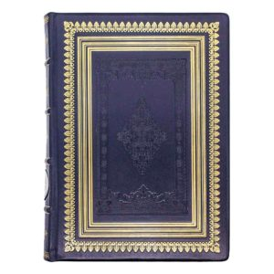 Подарочное издание «История Севастополя» в кожаном переплете