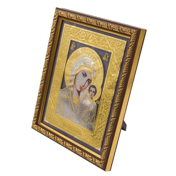 «Богородица Казанская» Подарочная икона