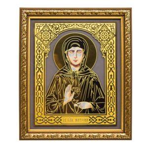 Подарочная икона «Св. блаженная Матрена»