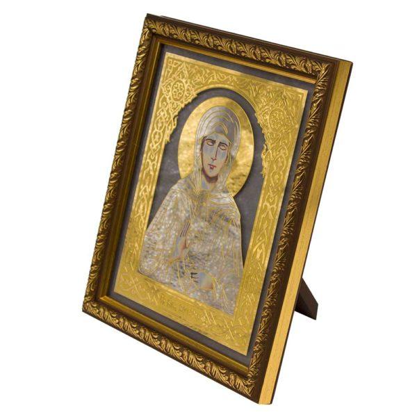 икона «Св. блаженная Матрена Московская»
