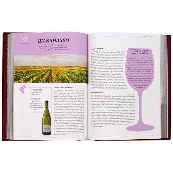Книга Вино поможет вам не только лучше узнать вина, но и стать экспертом